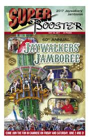 may 30 2017 jaywalkers u0027 jamboree super booster by the camrose