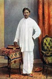 sri lankan national dress the bengali indian costume history