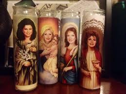 designing women prayer candles