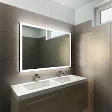 Illuminated Bathroom Mirrors Bathroom Light Mirror