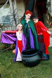 Cute Ideas For Sibling Halloween Costumes Best 25 Hocus Pocus Costumes Ideas On Pinterest Hocus Pocus