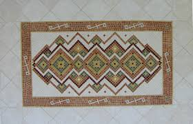 interior fireplace medallions for astonishing tile medallion