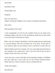 introduction letter the products that we provide are 2