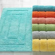 Julius Bath Rug Cotton Bath Rugs Envialette