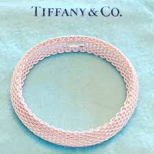 gold bangle bracelet tiffany images Tiffany co jewelry tiffany somerset mesh bangle bracelet jpeg