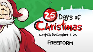 christmas movie lineup announced for freeform abc wset