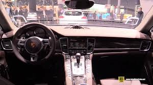 porsche panamera interior porsche panamera 2016 wallpapers hd free download