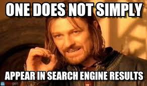 Meme Search Engine - search engine friendly design on memegen