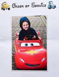 lighting mcqueen pedal car killed by sainsbury s lorry carried to disney cars themed