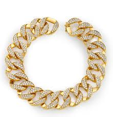 link bracelet with diamonds images Medium diamond chain link bracelet anita ko png