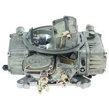 holley 0 1850c carburetor 600 cfm 4 barrel manual choke