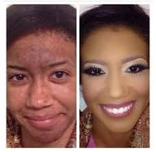here are 10 awesome before and after makeup photos that will definitely make you reconsider using