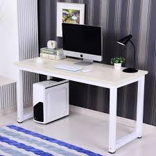 Cheap Desk Top Computers Table Cheap Simple Desktop Computer Desk Minimalist Home Double