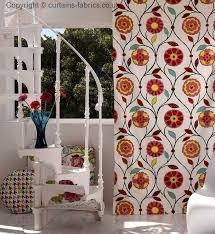 Hawaiian Curtain Fabric Orlando 5919 By Prestigious Textiles In A Curtain In Orlando