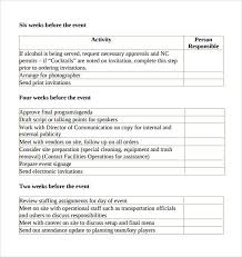 sample to do checklist 6 example format