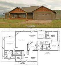 house with 4 bedrooms i this house layout open floor plan split plan n