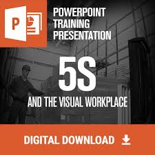 5s Powerpoint Training For Introduction To Lean And 6s W Ppt 5s