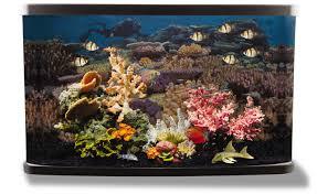 Fish Aquarium Tank Supplies and Decorations Bundle