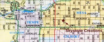 mesa az map map to shystone creations location