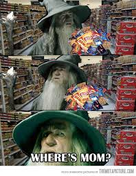 Meme Store - gandalf at the grocery store the meta picture