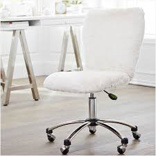 White Fluffy Chair Small White Desk Chair Searching For Fluffy Spinny Chair Good