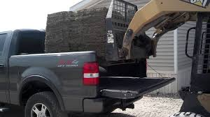 How Much Is A New F150 Fx4 Ford F150 Truck How Tough Is It A Pallet Of Bermuda Grass Is