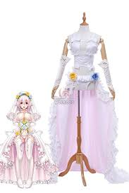 wedding dress ragnarok sonico costume on rolecosplay rolecosplay