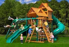 Wooden Backyard Playsets Astonishing Ideas Backyard Playsets Winning 1000 Images About