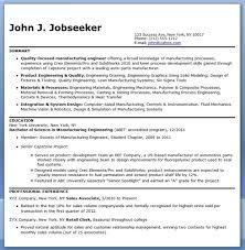 manufacturing job resume manufacturing engineer resume berathen com