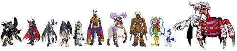 Digimon Halloween Costume Digimon Favourites Moheart7 Deviantart