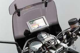 sw motech quick lock gps mount base for bmw r1200gs u002708 u002712