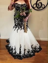 it u0027s here my allure 2616 black lace wedding dress weddingbee