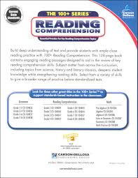 reading comprehension test for grade 5 reading comprehension grade 5 100 series 034683 details