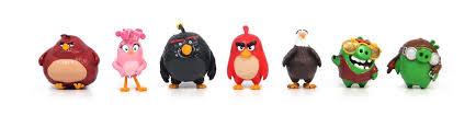 amazon com angry birds movie mini figure multi pack set a 7