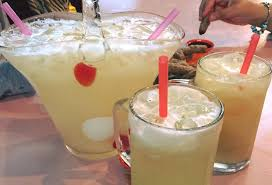 Minyak Goreng Gelas kedai air buah gelas besar seberang takir memang pior