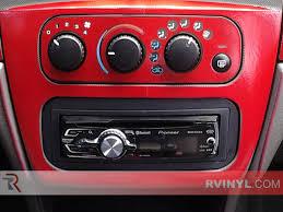 chrysler sebring sedan 2001 2006 dash kits diy dash trim kit