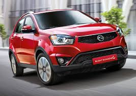 ssangyong korando ssangyong korando specs and photos strongauto