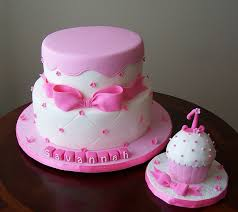 baby birthday cake lovely baby girl birthday cake ideas