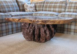 coffee tables round rustic coffee table eye catching round