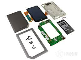 kindle books on nook color nook tablet teardown ifixit