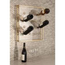 tag 15 bottle black floor wine rack tag202674 the home depot