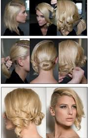 Elegant Chignon Hairstyle by 56 Best Hairstyles Images On Pinterest Hairstyles Make Up And