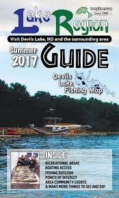 lake region guide summer 2017 by ndrecreationguides issuu
