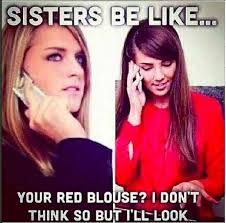 Sister Memes Funny - 15 best national siblings day memes to share with your brother or