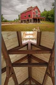 Yankee Furniture Barn Five Things To Know About Post And Beam Homes