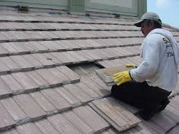 Flat Tile Roof Roofing Of Sw Fl Inc Broken Roof Tile Repair And