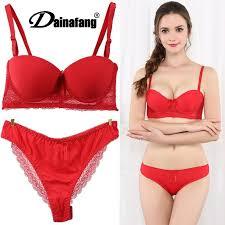 Wedding Lingerie Set Online Get Cheap Wedding Underwear Lingerie Set Aliexpress Com