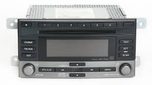 subaru forester 2009 2013 radio am fm mp3 cd player part