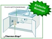 warmwasserboiler küche durchlauferhitzer statt boiler in der küche