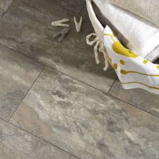 Vinyl Kitchen Flooring by Polyflor Camaro Ocean Slate 2319 Vinyl Flooring Bathroom Floor